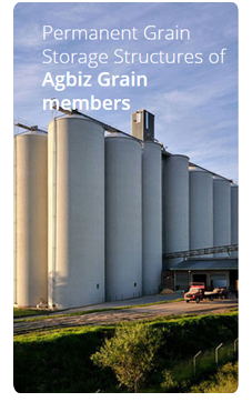 AGBIZ Grain - How Does A Grain Silo Operate?